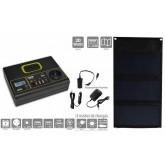 Station solaire autonome 20W Izywatt