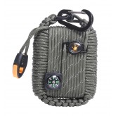 Kit de survie Paracord Survival Pod