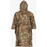 Adventure Poncho de pluie camouflage HTMC