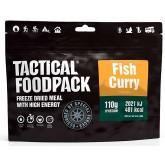Curry de poisson lyophilisé