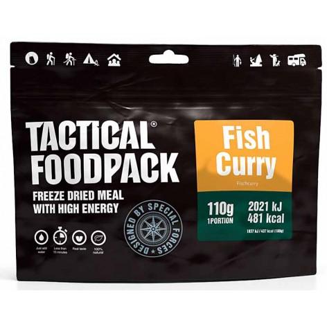 Curry de poisson lyophilisé Tactical Foodpack