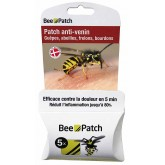 Bee-Patch apaisant pour piqûres insectes