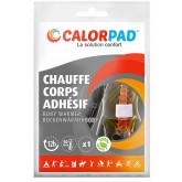 2 Chauffe-Corps adhésifs 12H