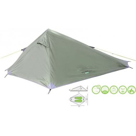 Tente Alpine 2 YELLOWSTONE