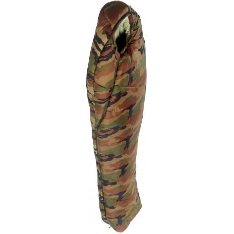 Sac de couchage Cervin camouflage WILSA