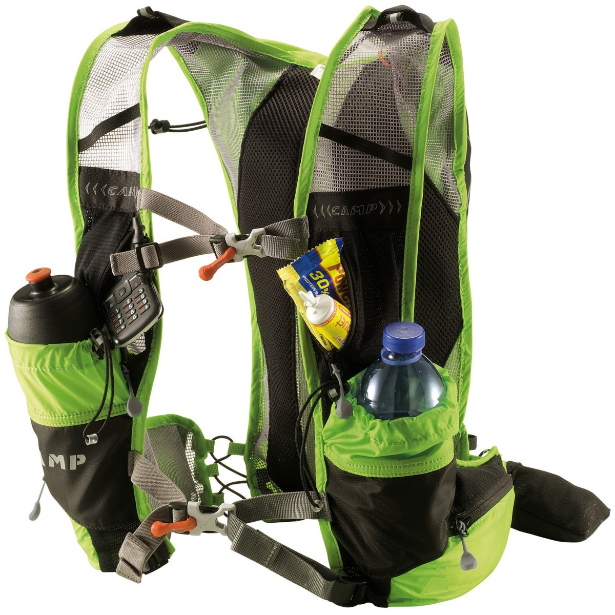 Running Inuka Camp Light De Sac À Equipement Vest Trail Dos xPTUB