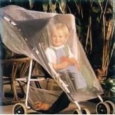 Moustiquaire de poussette bébé