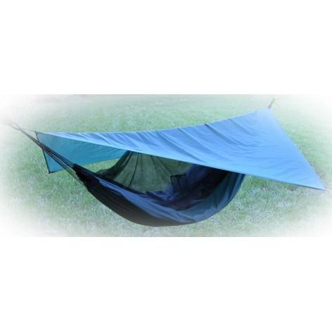 Hamac moustiquaire avec abri