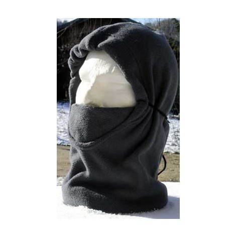 Cagoule Polaire canadienne