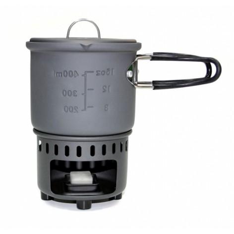 Set de cuisson 585 ml Alu