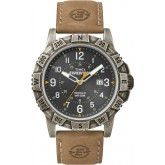 Montre Rugged Metal bracelet camel