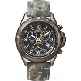 Montre Rugged Chronographe Noir