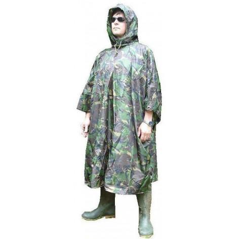 Poncho Aventure Camouflage