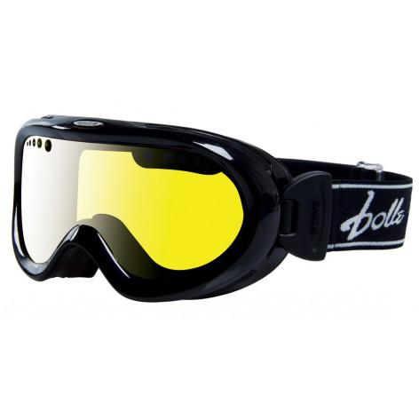 Masque de ski Nebula Shiny Black
