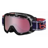 Masque de ski Bumpy Black & Red