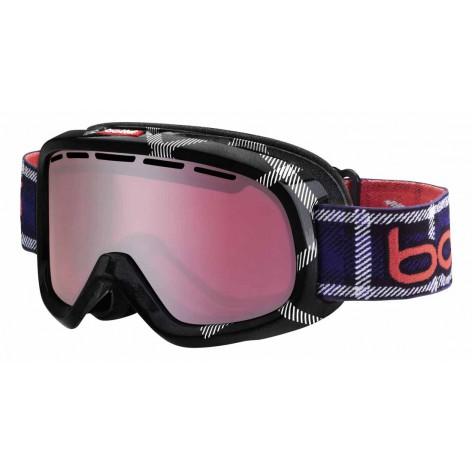 Masque de ski Bumpy Black & Red