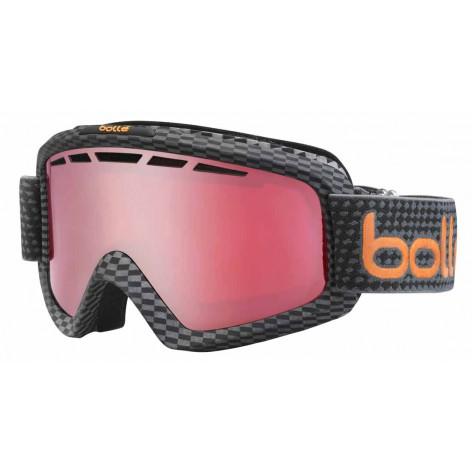 Masque de ski Nova II Matte Carbon