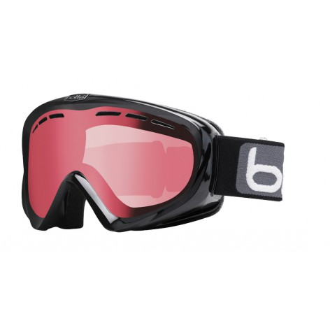 Masque de ski Y6 OTG Shiny White