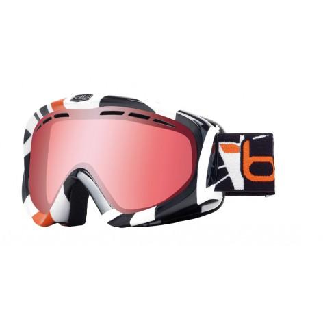 Masque de ski Y6 OTG Orange Tiki Mondrian