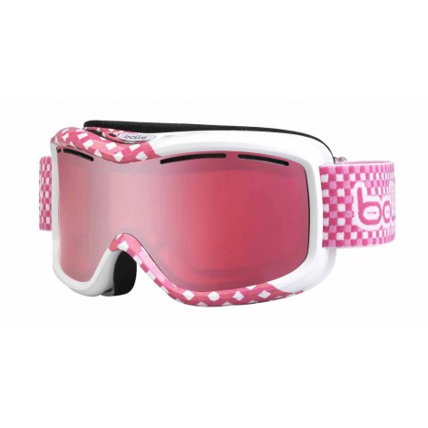 Masque de ski Monarch Pink Vichy