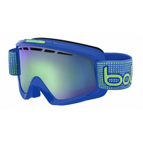 Masque de ski Nova II Matte Blue