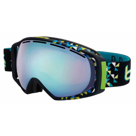Masque de ski Gravity Black Diagonal