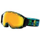 Masque de ski Gravity Tiki Green