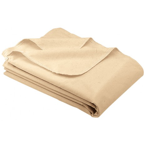 Drap de sac coton rectangulaire WILSA