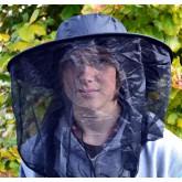Chapeau moustiquaire de tête