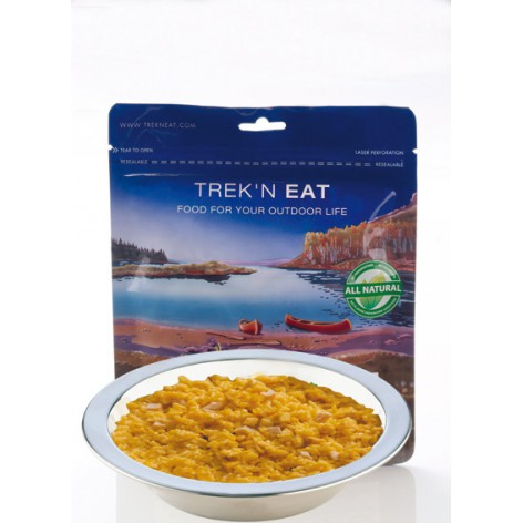 Curry de poulet au riz TREK'N EAT