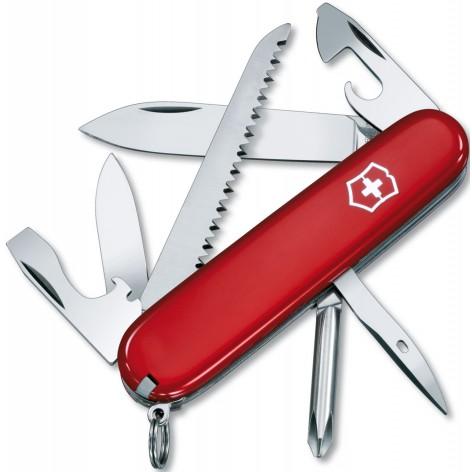 Couteau suisse rouge Hiker VICTORINOX