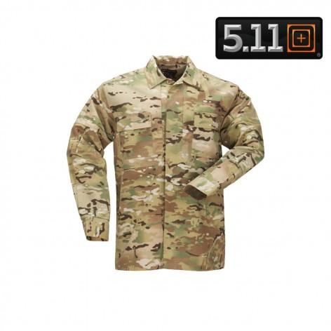 Chemise camouflage TDU Shirt 5.11