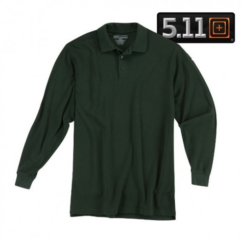 Polo manches longues homme 5.11 Professional