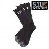 """Lot de 3 chaussettes 6"""" 5.11"""