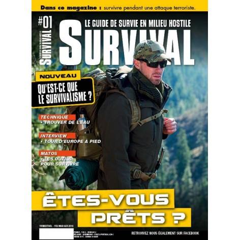 Survival Magazine N°1