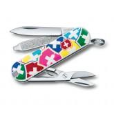 Couteau Victorinox Classic VX Colors