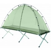 Tente moustiquaire dôme pour lit de camp