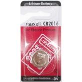 Pile 3V Lithium CR2016