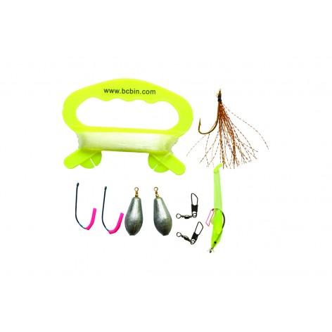 Kit de pêche de survie BCB